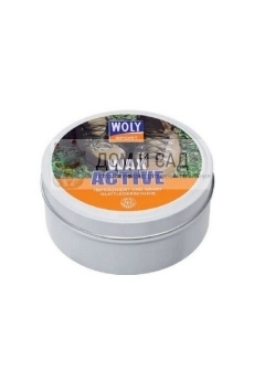 WOLY SPORTпл.банка Wax Active  воск 100мл.